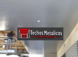 Falsos Techos desmontables aluminio
