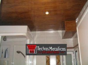 Falsos Techos lamas aluminio