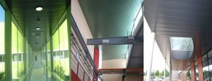 Techos aluminio Burgos