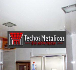 Techos desmontables aluminio