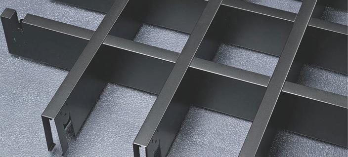 Carpintería metálica techos metálicos