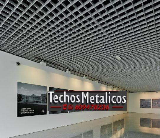 El Mejor Especialista Falsos Techos Aluminio