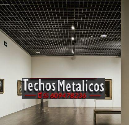 El Mejor Trabajo Falsos Techos Aluminio