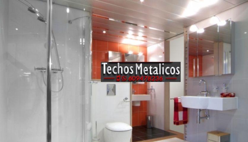 El mejor precio de empresa techos aluminio lacados
