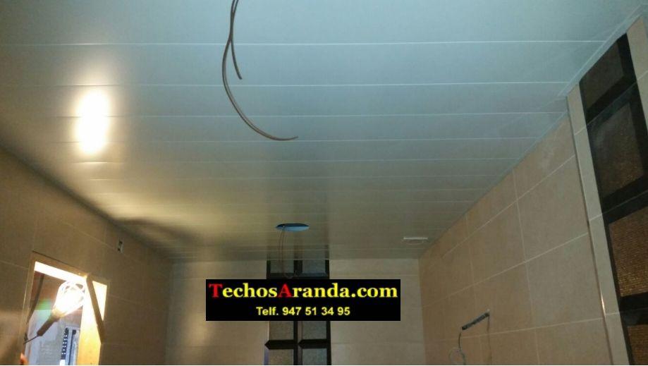 El mejor precio de techos baños