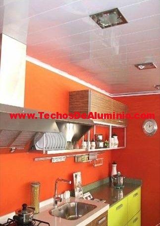 El mejor presupuesto de empresa techos aluminio