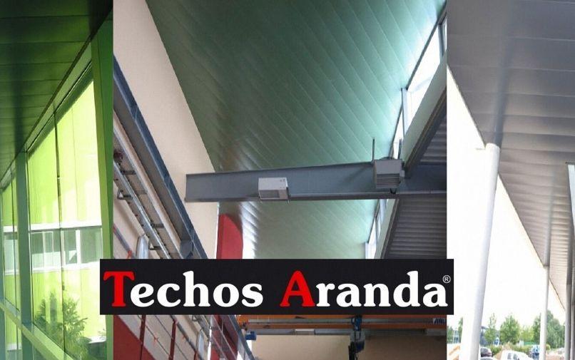 Empresa de Falsos Techos Aluminio