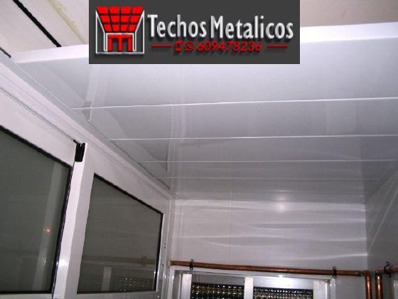 Empresa de montadores techos metálicos
