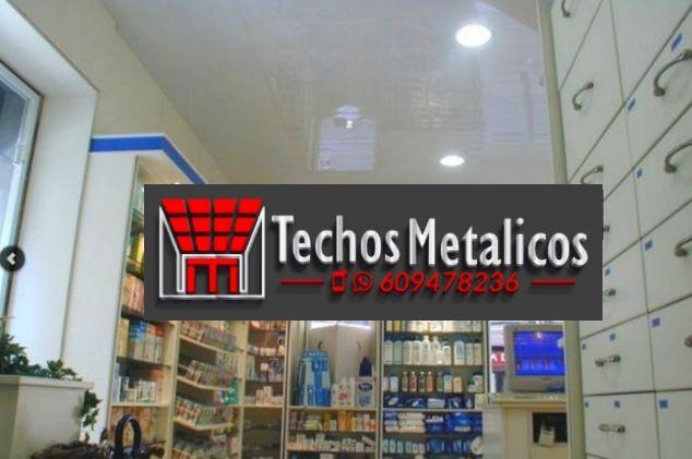 Empresa local Ofertas Techos Aluminio