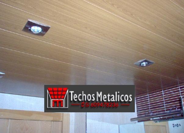 Empresa local de techos de aluminio acústicos para baños
