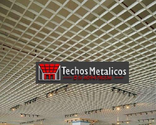 Empresa local de techos metálicos