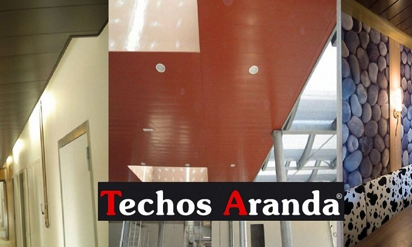 Empresa local de venta techos de aluminio