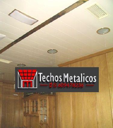 Empresa local empresa techos aluminio