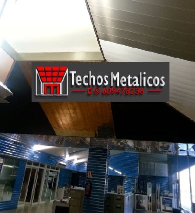 Empresa local techos metálicos