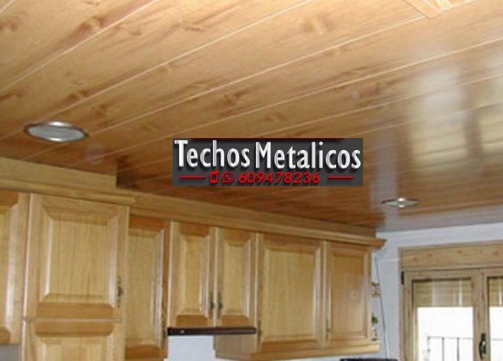 Empresa techos cocinas