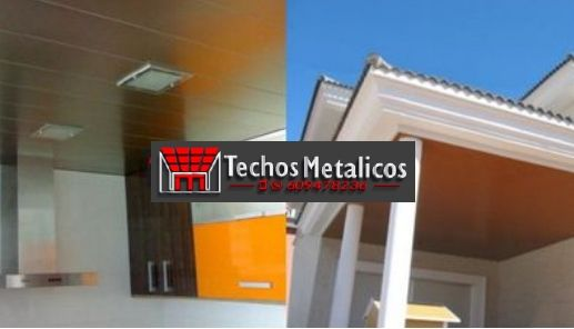Empresa techos registrables