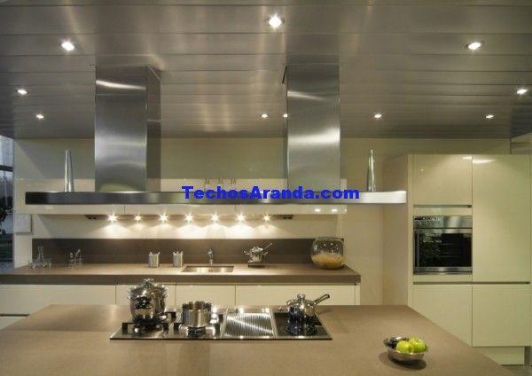Empresas empresa techos aluminio
