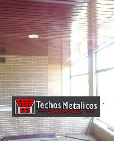 Empresas locales Ofertas Techos Aluminio