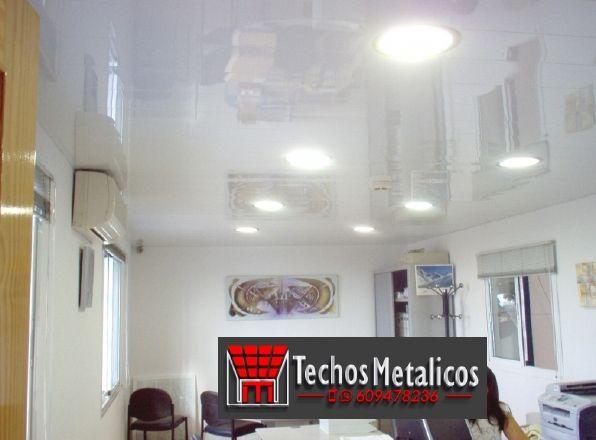 Empresas techos registrables