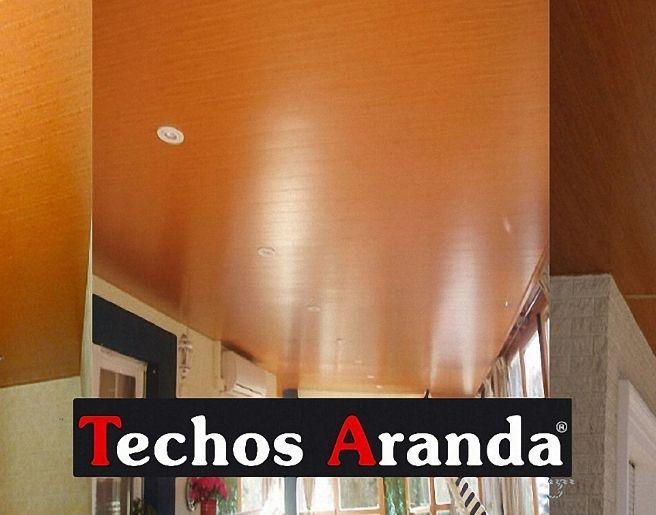 Especialista Oferta Techos Aluminio