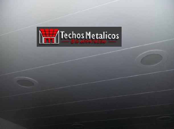 Especialista Ofertas Techos Aluminio