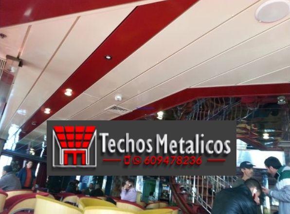 Especialistas Ofertas Techos Aluminio