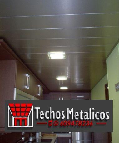 Especialistas instaladores de techos de aluminio