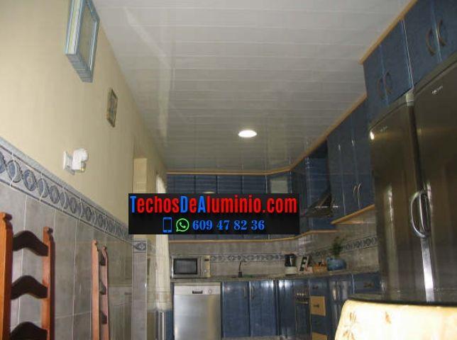 Especialistas montadores techos de aluminio