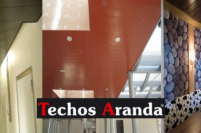 Fabricante de Falsos Techos Aluminio