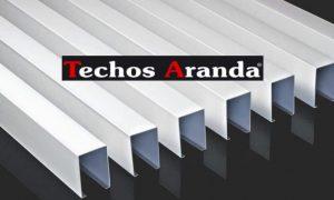 Falso techo aluminio Murcia