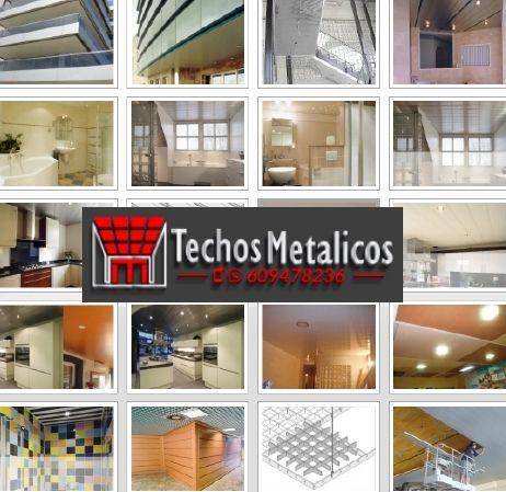 Fotografia de techos metálicos