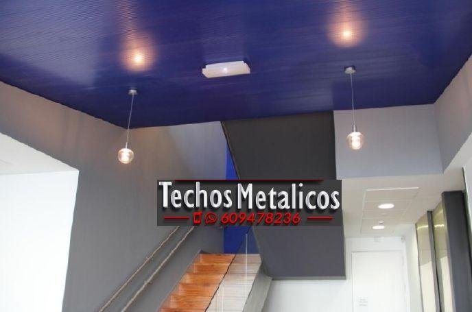 Fotografia de venta techos de aluminio