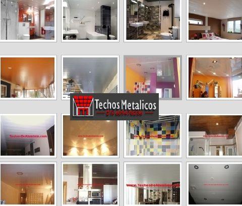 Fotos de techos metálicos