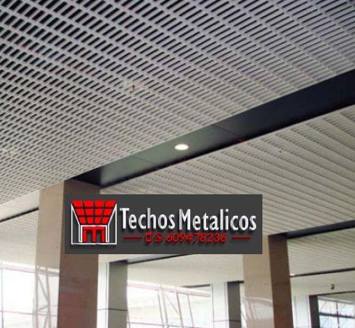 Imagen de techos metálicos