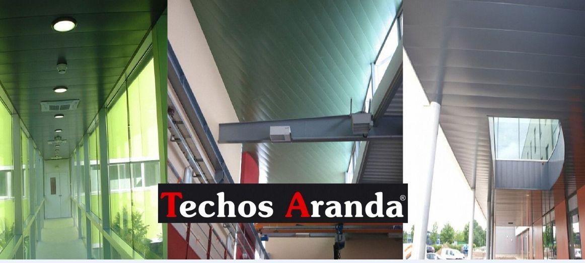 Imagen de venta techos de aluminio