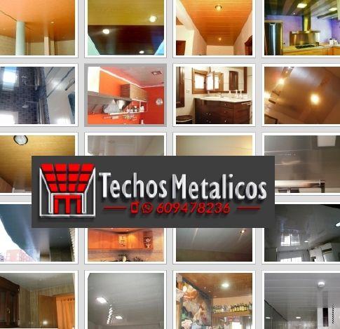 Imágenes de techos de aluminio acústicos para baños
