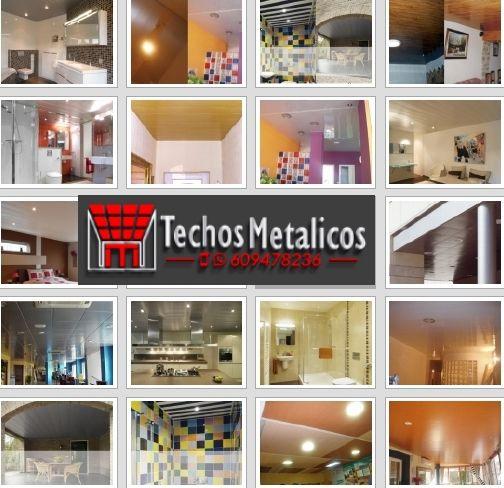 Imágenes de techos metálicos