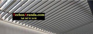La Mejor Empresa de Falsos Techos Aluminio