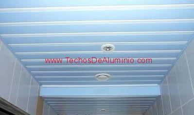 La Mejor Oferta de Falsos Techos Aluminio