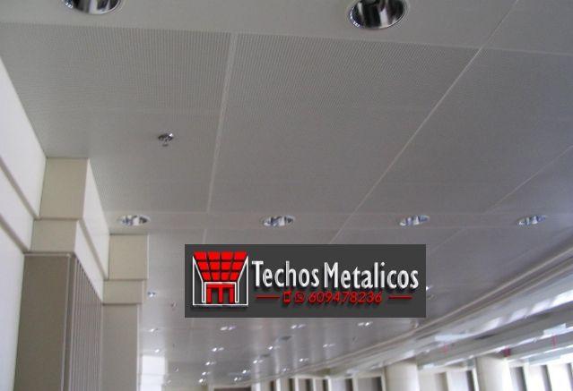 Negocio local montadores techos desmontables