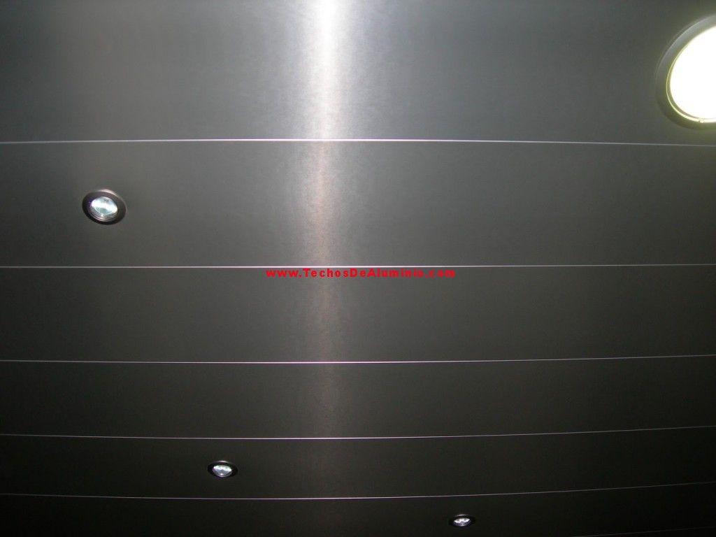 Negocios locales empresa techos aluminio