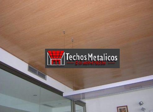 Negocios locales venta techos de aluminio