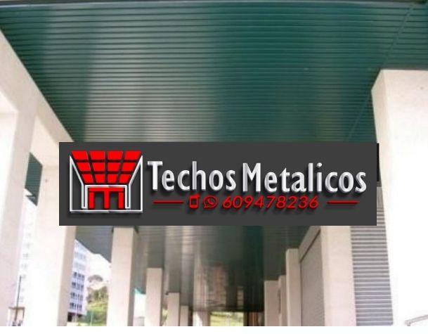 Oferta Ofertas Techos Aluminio