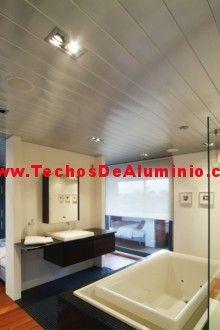 Oferta de instaladores de techos de aluminio