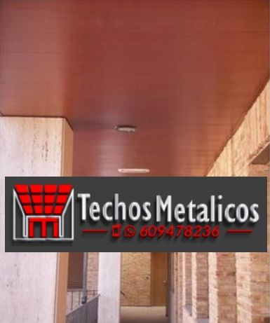 Oferta de montadores techos metálicos