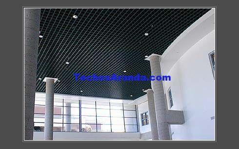 Oferta económica instaladores de techos de aluminio