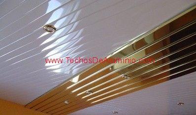 Oferta económica empresa techos aluminio