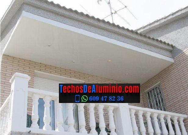 Oferta instaladores de techos de aluminio