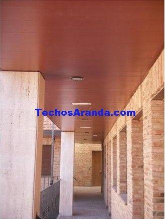 Oferta techos metálicos