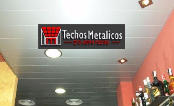 Ofertas económicas Techos Aluminio La Puebla